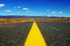 Infinity-Road-geschnitten