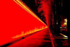 rote-Mauer-geschnitten